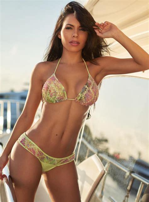 [ Modelos Internacionales ] - Lisa Morales - Muy Sexy para Chica Rica Swimwear 2015