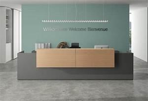 Modern Reception desks Modular Reception counters