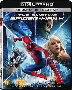 The Amazing Spider-Man 2 DVD Release Date August 19, 2014