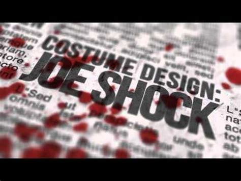 Bloody News After Effects Template Download Free by After Effects Project Files Blood Newspaper Titles
