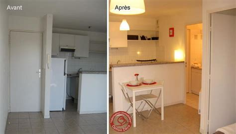 logement vide cuisine avant apr 232 s photo de home staging avant apr 232 s option d 233 co le mag