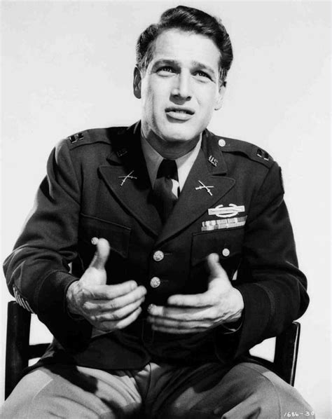 paul newman veteran a list celebrities who served in the military look how