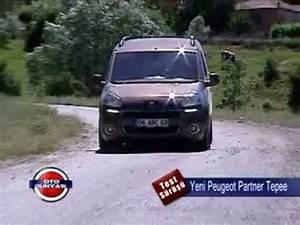 Peugeot Partner Tepee Versions : peugeot partner tepee test oto d nyas youtube ~ Medecine-chirurgie-esthetiques.com Avis de Voitures