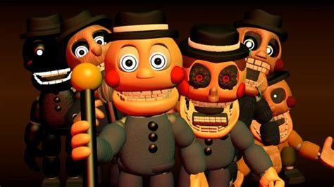 the return to freddy s favourites by bonniebunny2 on deviantart