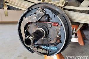 Rear Drum Brake Hold Down Pin Keeps Calling Out