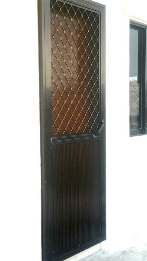 aluminum screen doors price of aluminum screen door in the philippines