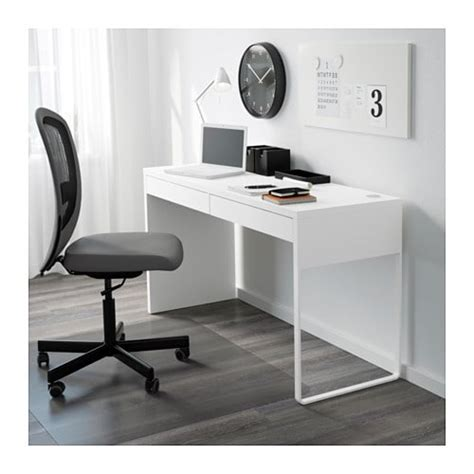 bureau micke blanc micke bureau blanc ikea