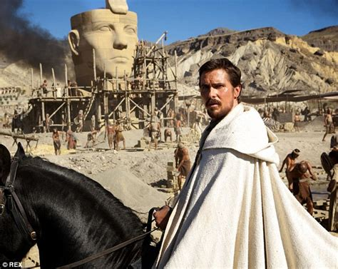 Christian Bale Take Moses After Studied For