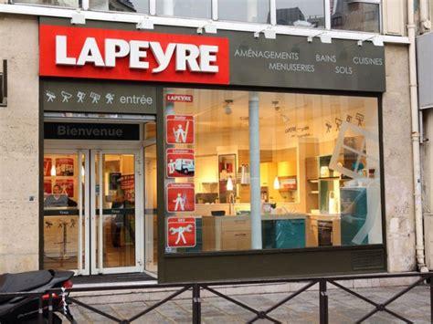 magasin de cuisine chatelet la boutique lapeyre châtelet 10 ans et 1 nouveau look