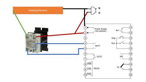 pid controller wiring diagram 29 wiring diagram images
