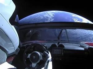 Voiture Tesla Dans L Espace : la tesla de musk va retomber sur terre dans les 10 millions d 39 ann es venir ~ Medecine-chirurgie-esthetiques.com Avis de Voitures