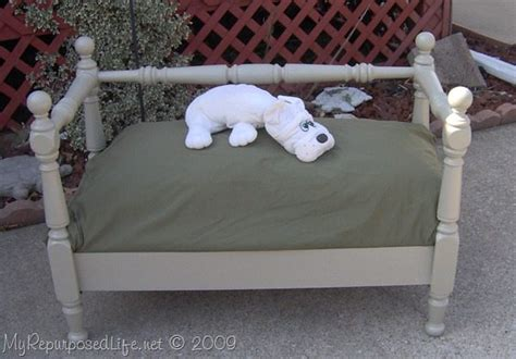 dog day bed  repurposed life