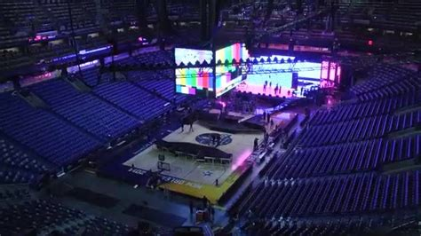 nba  star smoothie king center   orleans pelicans