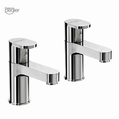 Taps Pillar Pegler Basin Strata Blade Bath