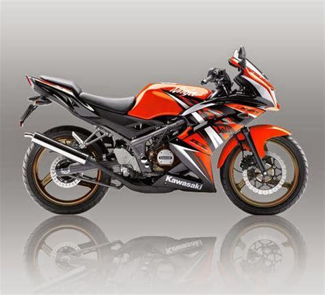 Motor Rr Se Orange Modifikasi by Harga Dan Spesifikasi Kawasaki Rr