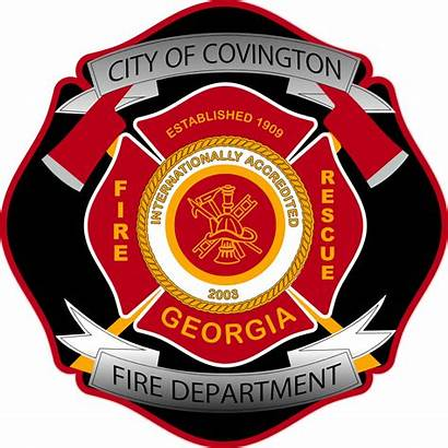Fire Covington Department Georgia Headquarters Station