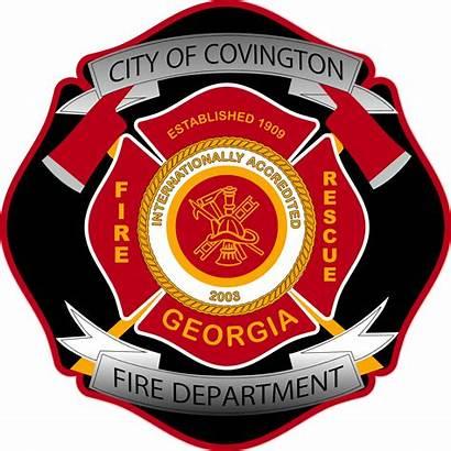 Fire Covington Department Georgia Headquarters Station