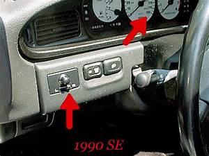 Nissan Maxima Speedometer