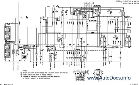 Yale Forklift Four Way Switch Wiring Diagram by Genie Schematic Diagram Manual Repair Manual Order