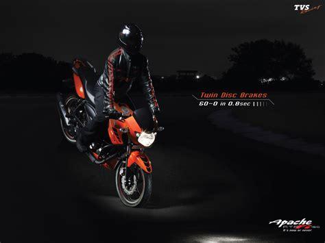 Honda Cb150r Streetfire Images In 1080p by Tvs Apache Showing Tvs Apache Rtr 160 Fi Wallpaper 2 Jpg