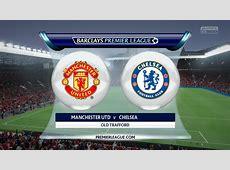 FIFA 16 Manchester United vs Chelsea Old Trafford