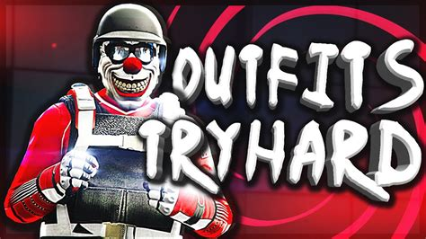 Best Tryhard Outfits Gta 5 Online Youtube