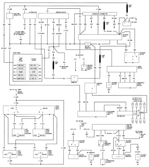 86 Ford Truck Radio Wiring Harnes Diagram by 86 Dodge Distributor Wiring Diagram Auto Electrical