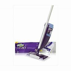 Swiffer Wetjet Hardwood Floor Spray Mop Starter Kit Bj's