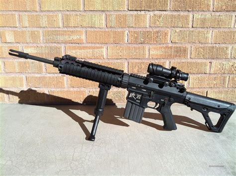 Knight's Manufacturing Sr-25 Rifle Set For Sale