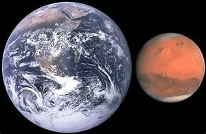 File:Mars, Earth size comparison.jpg - Wikimedia Commons