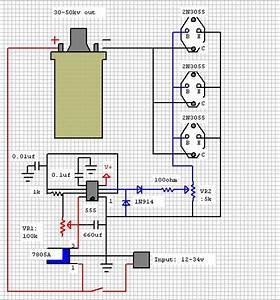 Ignition Coil Driver - Control Circuit