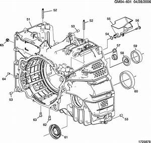 Gmc Acadia Bearing Kit  Differential Side Gear  Cup  Final