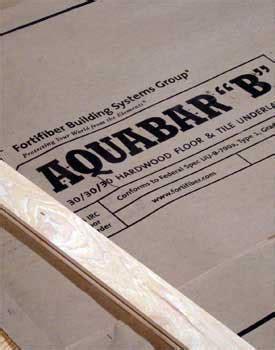 Aquabar® B   Fortifiber