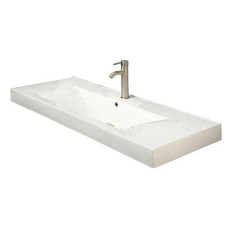 Decolav White Vessel Sinks by Decolav Cityview Vessel Sink In White 1466 Cwh The Home