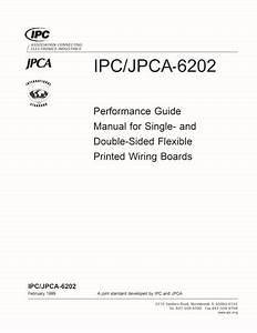 Ipc  Jpca 6202-1999