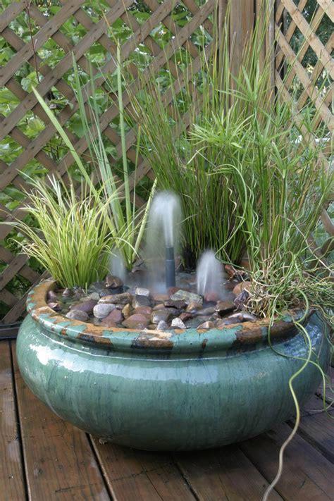 Hometalk  Container Water Gardens