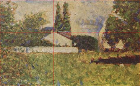Seurat And The Golden Ratio In Art Composition. Patio Pavers Moving Types Pictures Of Landscapes In Front Houses Outdoor Light Mounting Kit Inexpensive Landscaping Ideas For House Around Best Kits Tool To Remove Grass