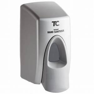 Rubbermaid Fg750176 400 Ml Metallic Gray Manual Spray Soap