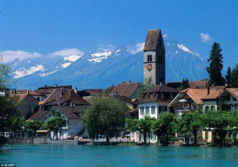 Switzerland Is World's Top Destination For Expats, New
