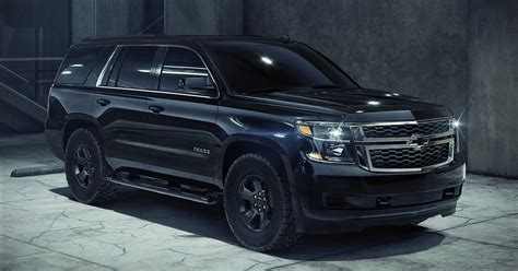 chevrolet tahoe custom midnight edition hiconsumption
