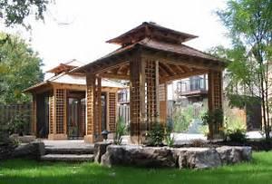 Gazebo Custom Cabana Japanese Style Gazebo Designs For The Home Garden