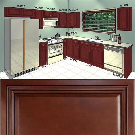 Cost To Install 1010 Kitchen Cabinets Cabinets Matttroy