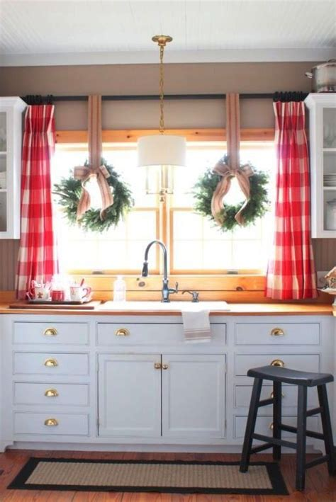 kitchen window treatment types   ideas shelterness