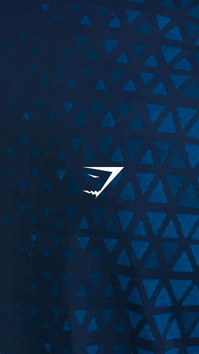 Sapphire Gymshark Pattern Wallpapers Fade Official Iphone