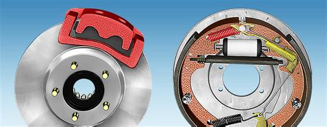 Complete Guide To Disc Brakes And Drum Brakes