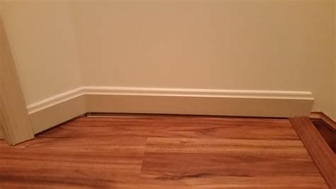 pergo flooring trim base trim with pergo doityourself com community forums