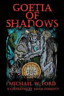 goetia  shadows illustrated luciferian grimoire