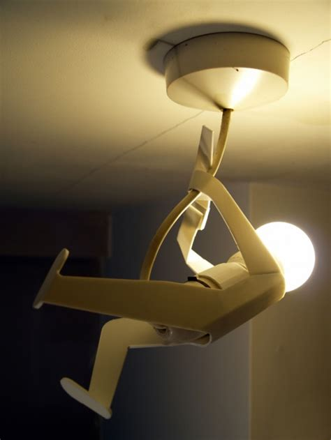 10 Funny Lamps Which One You Want For Your Home