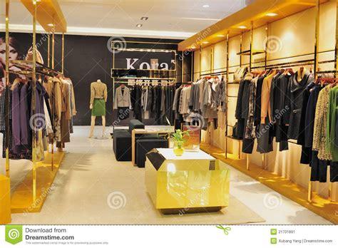 Image Clothing Store Fashion Clothing Store Editorial Photo Image Of Clothing