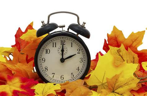 daylight saving time ends sunday november real property